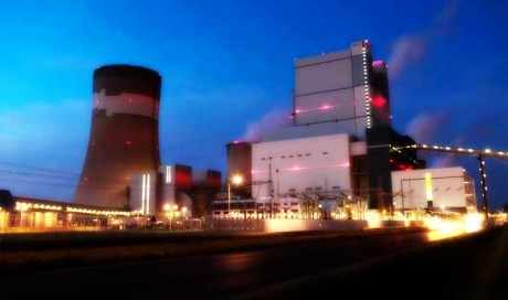 Najaf Power Generation Plant